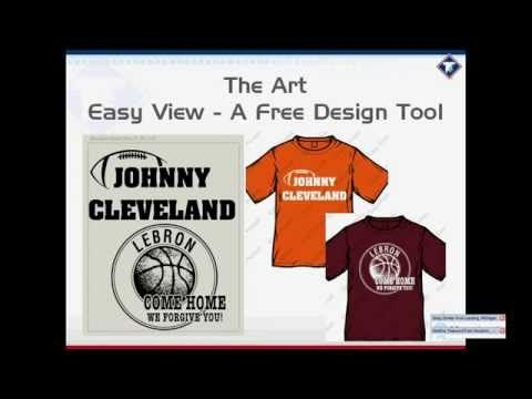 Transfer Express®: Start Your Own T-shirt Line using Custom Heat Transfers - learn the basics here http://www.transferexpress.com/play-video?id=ATQXoBfgh4A