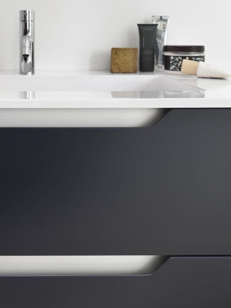 Mueble de baño Prestige de Inda Geometrías fundamentales en libre ...