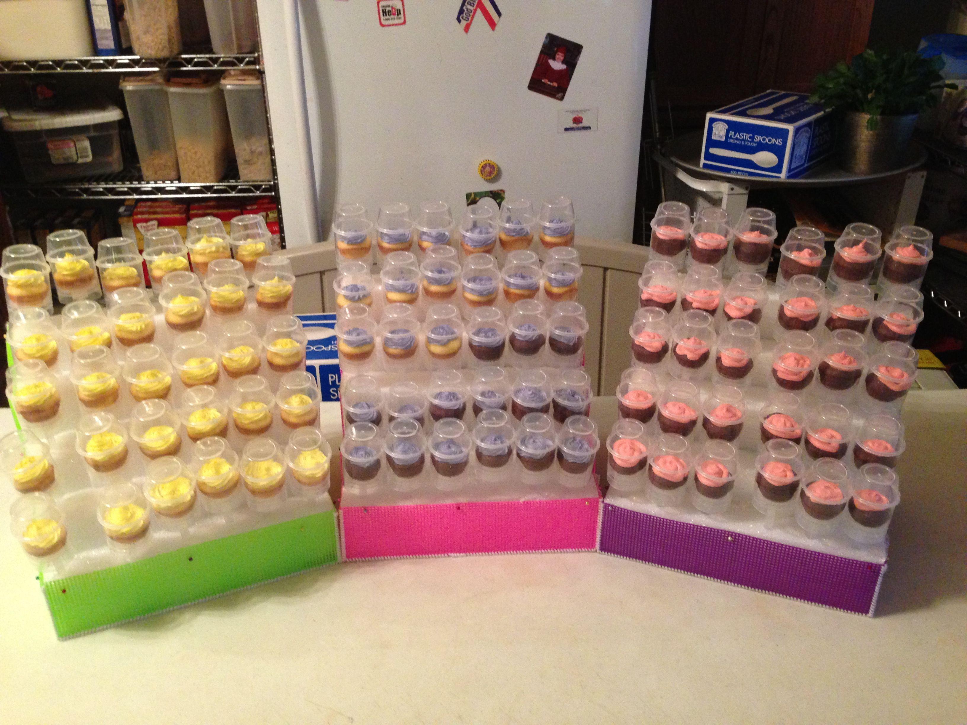 Push up cake pops