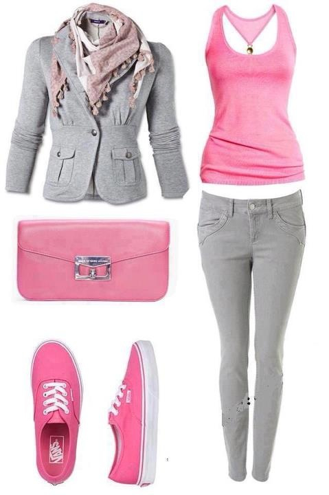 Como combinar ropa de mujer imagui - Ideas para ropa ...