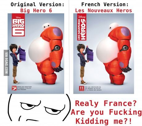 Disney Movie Titles Get Lost In French Translation Movie Titles
