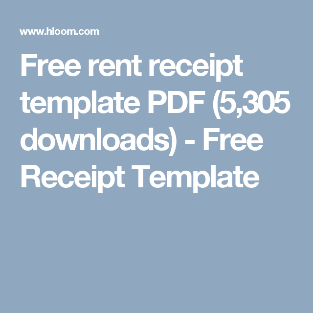 Mazda Cx-5 Invoice Free Rent Receipt Template Pdf  Downloads  Free Receipt  Carbonless Receipts Pdf with How To Make An Invoice Uk Pdf Free Rent Receipt Template Pdf  Downloads  Free Receipt Template Standard Invoice Template Free