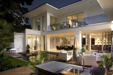 Modern Icf Home Insulating Concrete Forms Design Ideas Pictures Remodel And Decor House Design Home Styles Modern Exterior