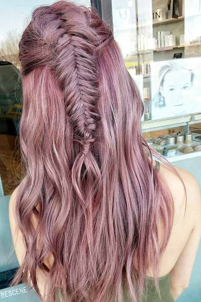36 Easy Summer Hairstyles To Do Yourself Magical Hair Colors