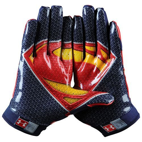 deadpool football gloves