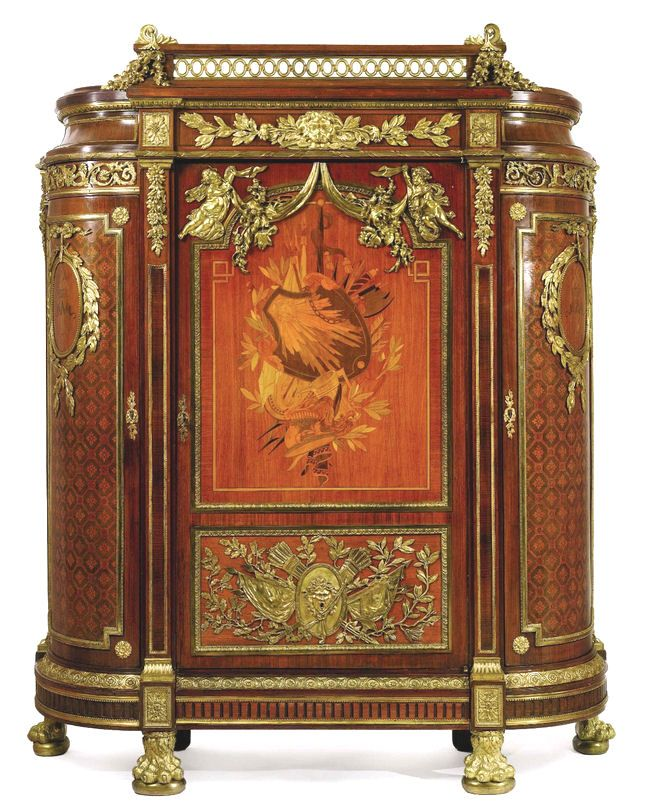 19th century louis xvi style cabinet palatial antique french louis xvi m bel. Black Bedroom Furniture Sets. Home Design Ideas