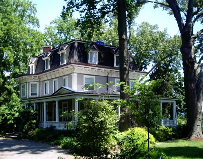 The House Where The Movie Stepmom Was Filmed In New York Country