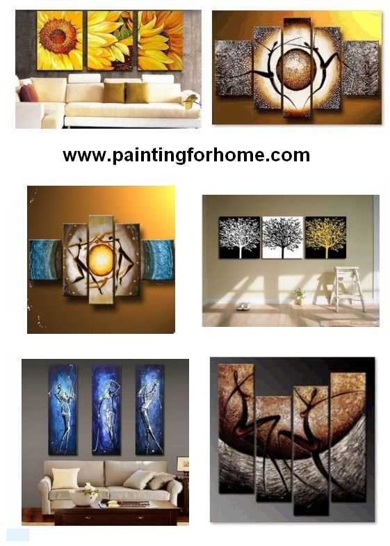 Canvas wall art for home decoration hand painted painting sale off  free shipping to worldwide also piece abstract bedroom rh pinterest