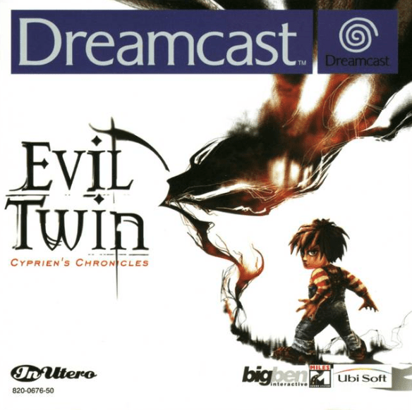 Evil Twin - Cyprien's Chronicles Dreamcast ISO Free Download