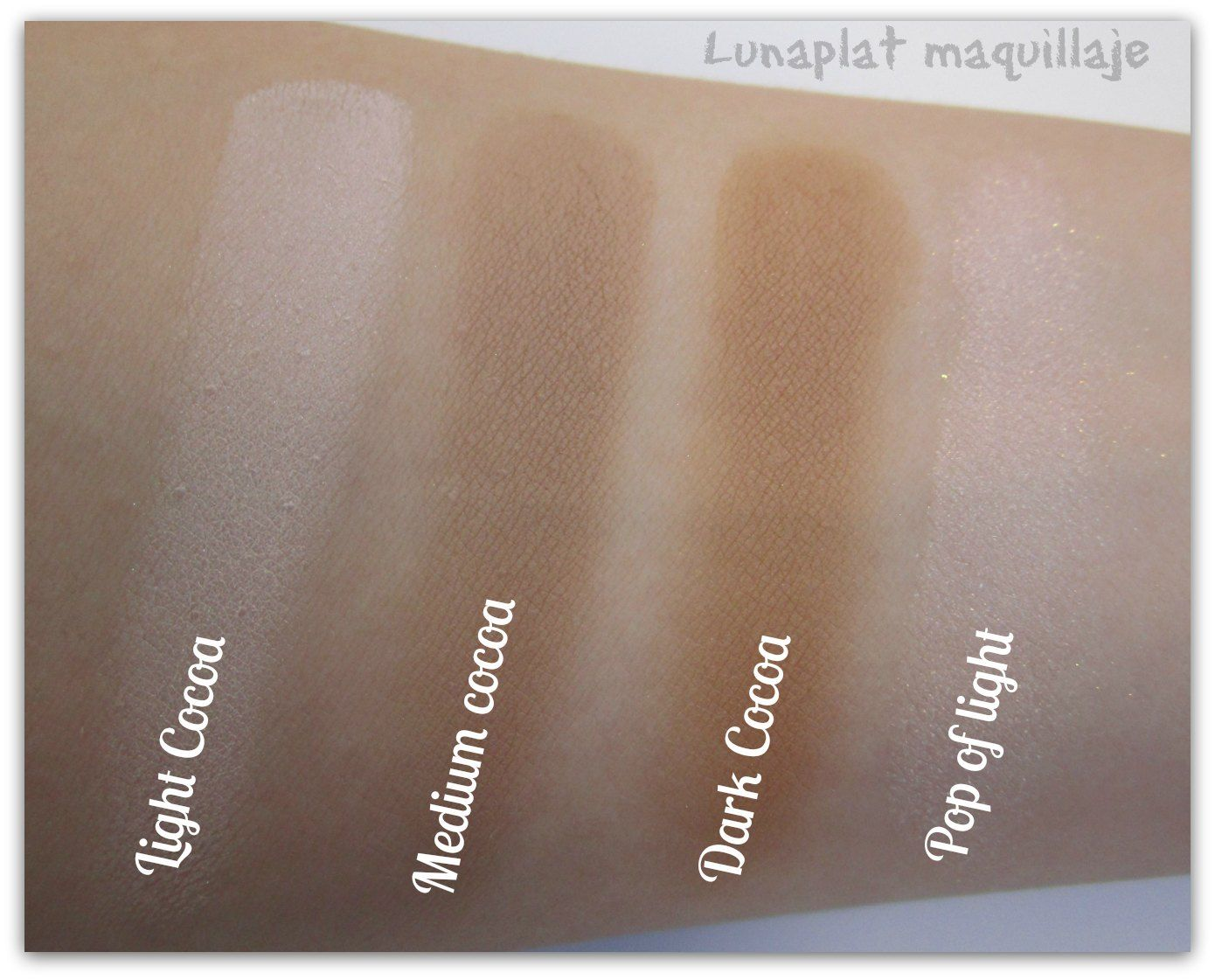 Cocoa Contour Chiseled To Perfection by Too Faced #4