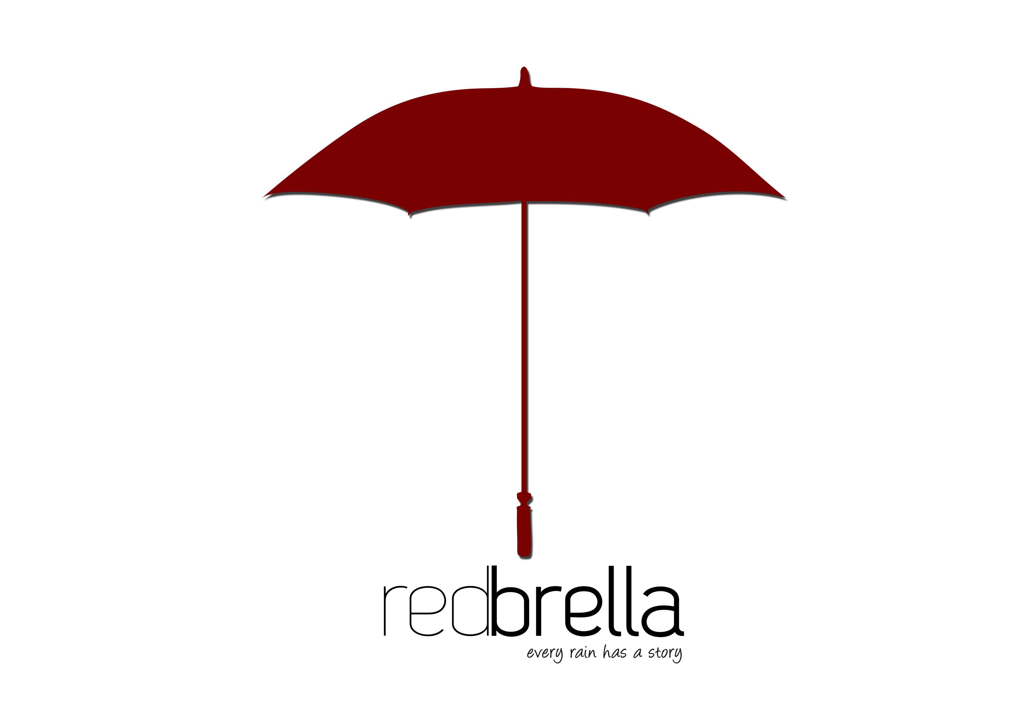 Logo Of My Umbrella Umbrella Logo Design Kartun