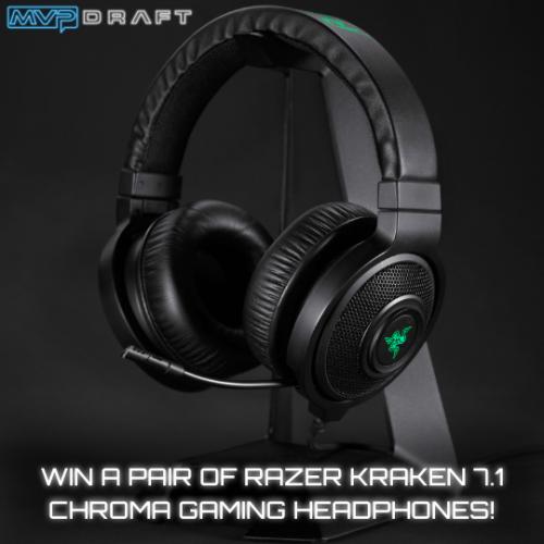 Win Razer Kraken 7 1 Chroma Gaming Headphones Us 9 30 2016 Sweepstakes Ifttt Reddit Giveaways Wireless Gaming Headset Best Gaming Headset Gaming Headset