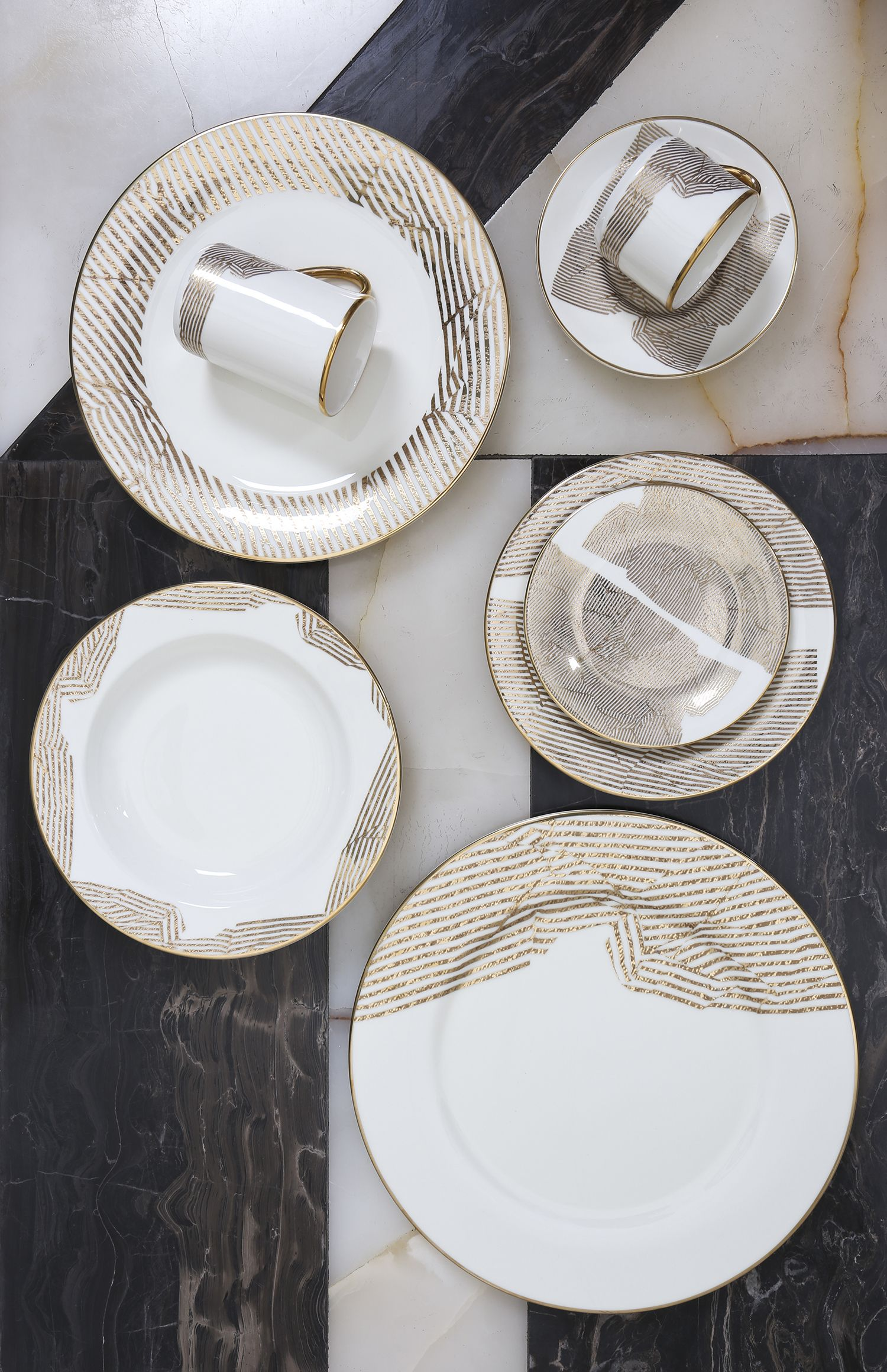 Bedford Dinnerware set | China Collections & Bedford tea cup u0026 saucer set | Kelly wearstler Bedford FC and China