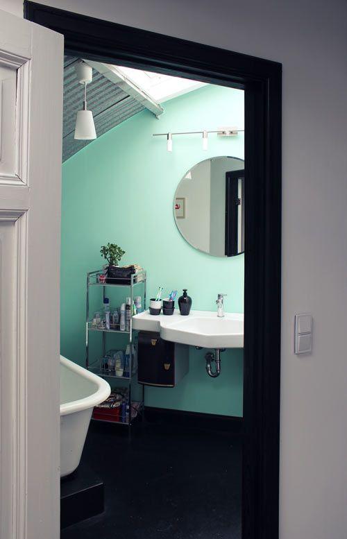 Seafoam Green Bathroom Mermaid Green Julepcolorchallenge
