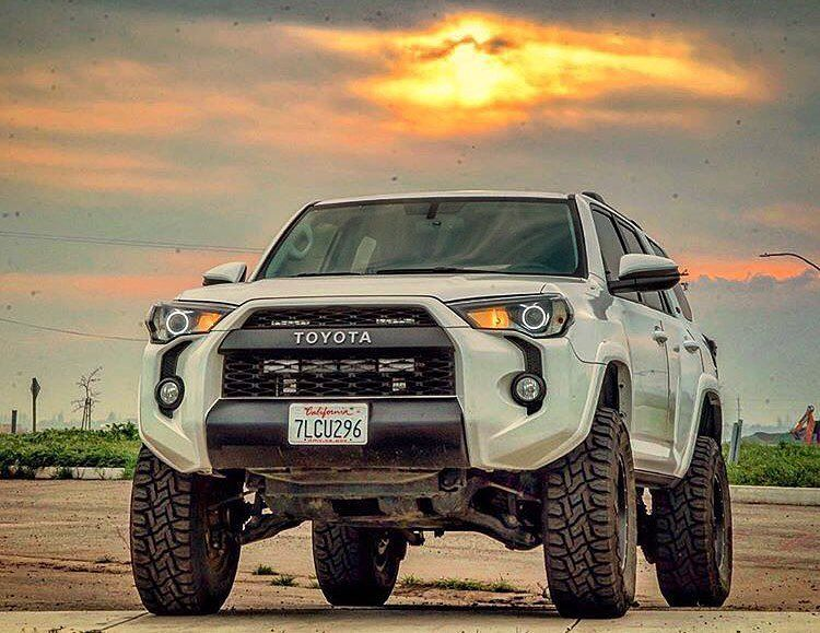 4runner icon trd lift toyota stage wheels pro lifted tacoma 4x4 runner tundra mulpix