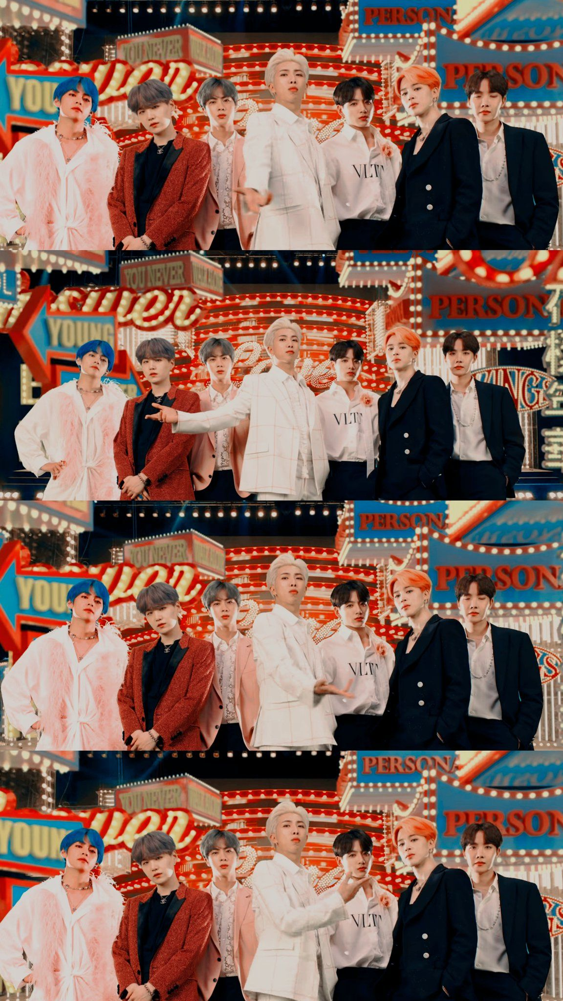 Aesthetic Collage Wallpaper Bts Aesthetic