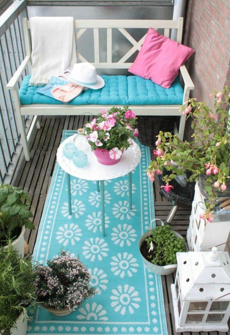 60 inspirierende Balkonideen: So werden Sie einen traumhaften Balkon gestalten