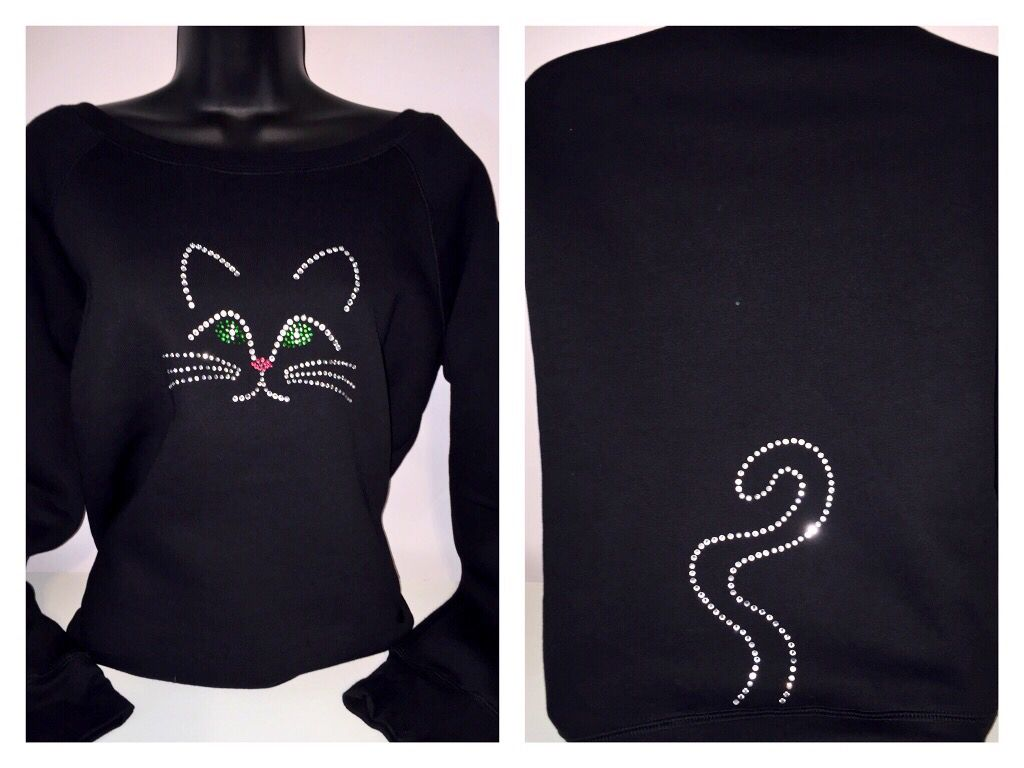www.blingisthenewblack.com cat lady