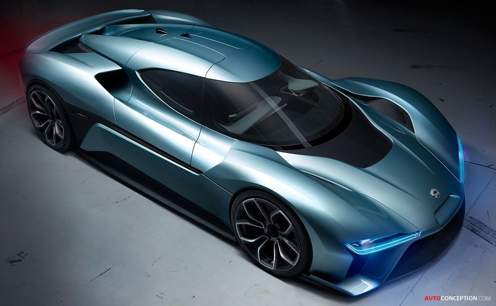 Nextev Unveils Nio Ep9 Supercar World S Fastest Electric Car Autoconception Com Super Cars Hybrid Car Electric Car