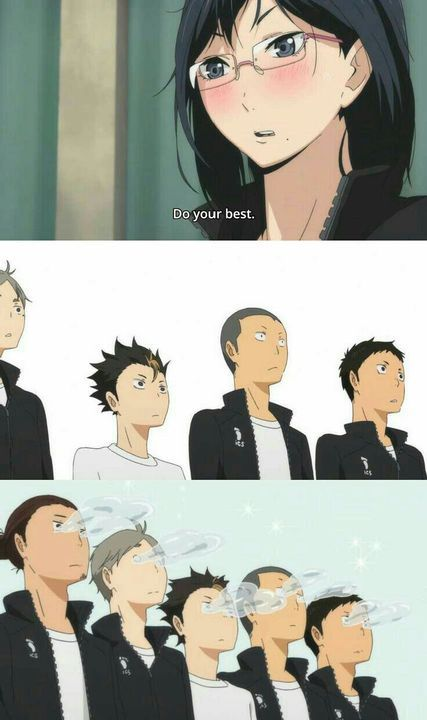 Anime Picture - Haikyuu Special :)