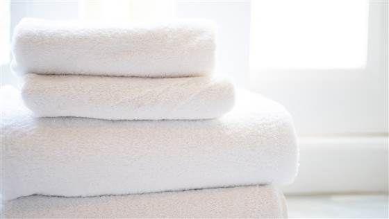 How Often Should You Wash Bath Towels Towels Smell Bath Towels