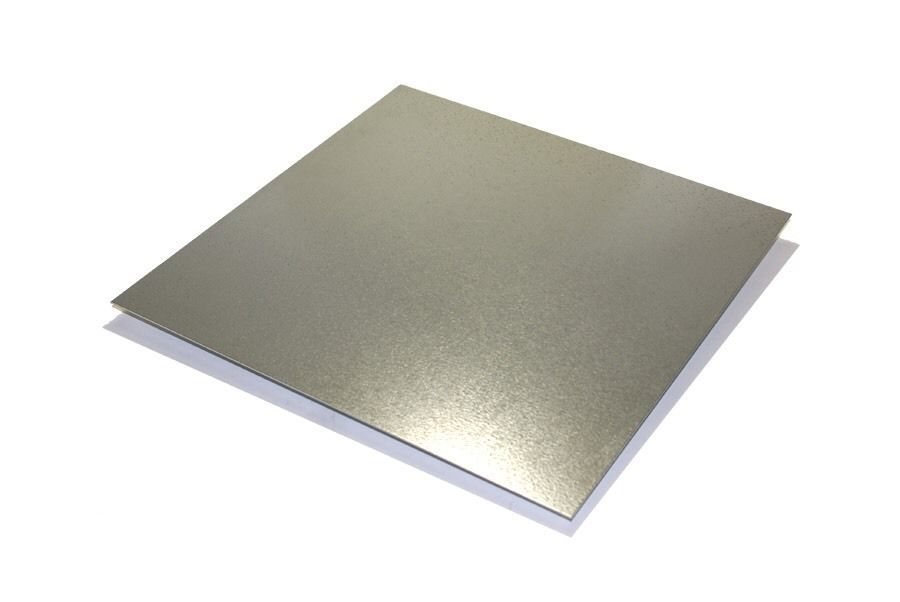 Galvanized Steel Sheet Metal 24 Gauge 9 X 12 Galvanized Steel Sheet Steel Sheet Metal Galvanized Steel