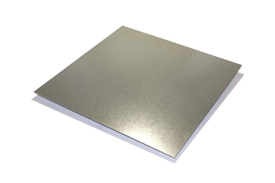 Galvanized Steel Sheet Metal 24 Gauge 9 X 12 Galvanized Steel Sheet Steel Sheet Metal Galvanized Steel