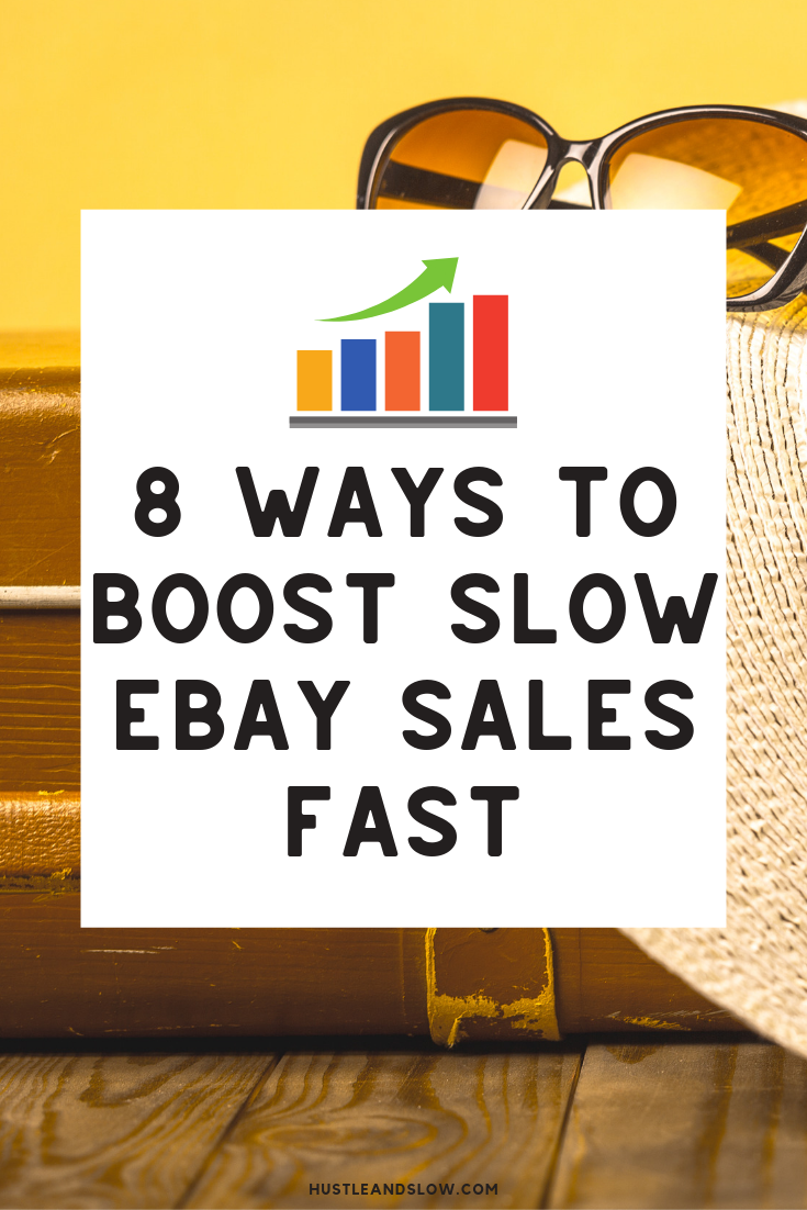 Slow Ebay Sales How To Increase Your Ebay Sales 2019 Ebay Things To Sell Business Tips