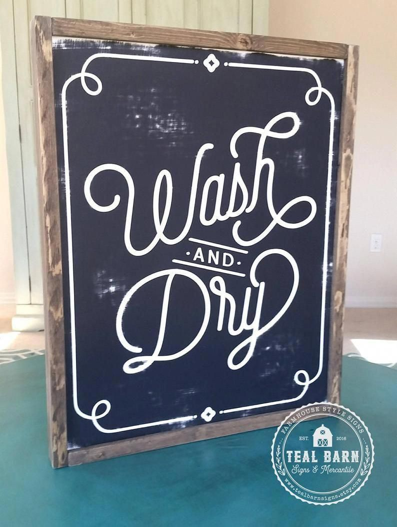 Wash and Dry Laundry Sign  Magnolia Fixer Upper Joanna Wash and Dry Laundry Sign  Magnolia Fixer Upper Joanna Always aspired to discover how to knit although unclear the...
