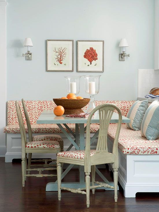 Why Your Kitchen Needs A Built In Banquette Kitchen Design