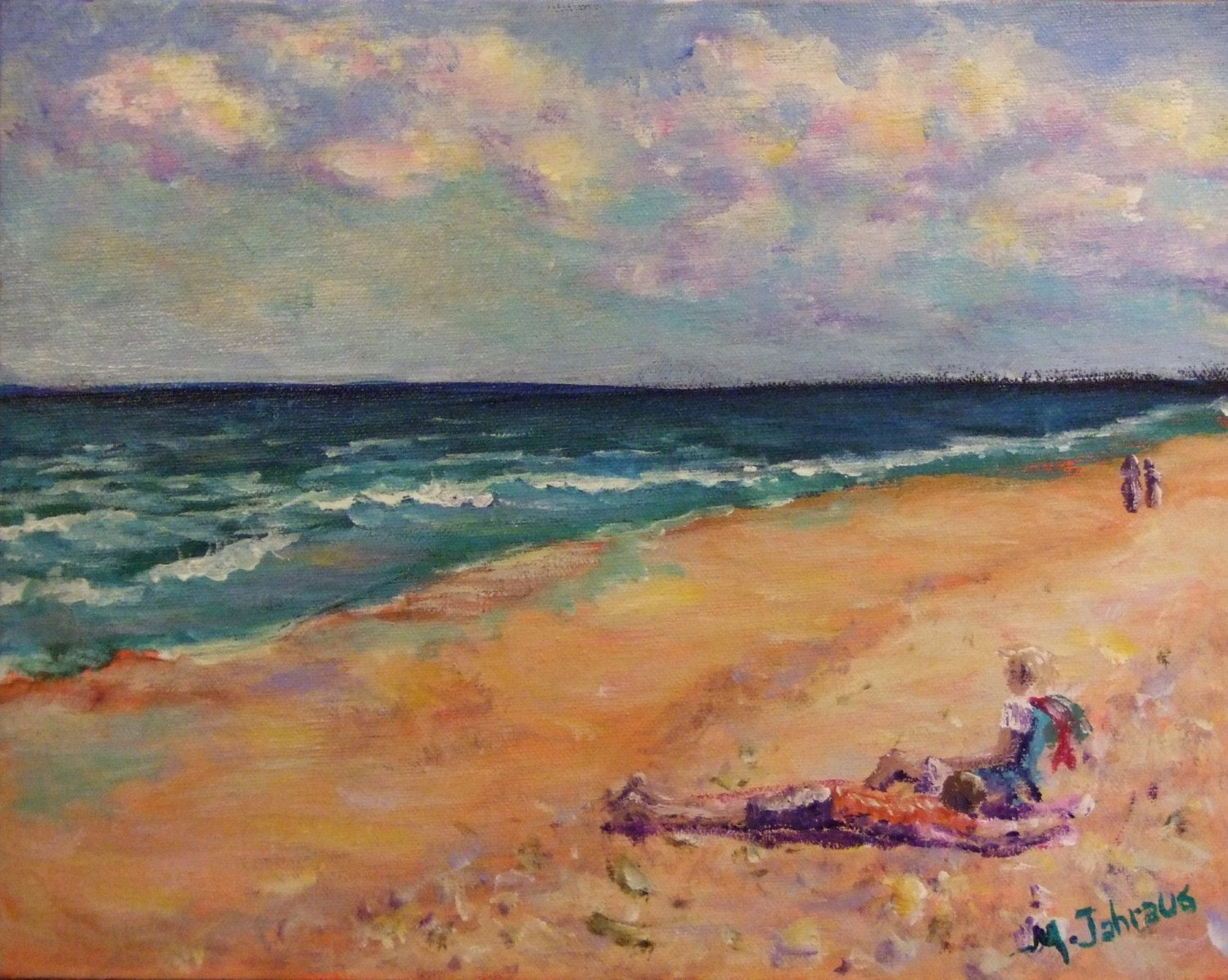 Vacation Dreaming 3 by ducktoswangallery on Etsy Dream