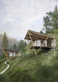 Silver Architecture Mateja Zele - fabrik   ello