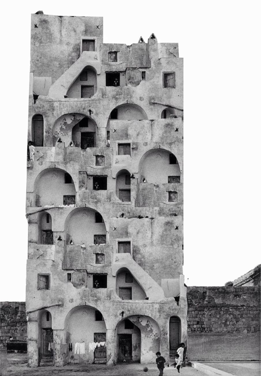 Architecture Photography History procida, napoli, 1968. photopaolo monti. | photography