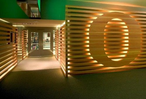 Sports Facilities UO Weight Room Entrance Design By PATH Architecture