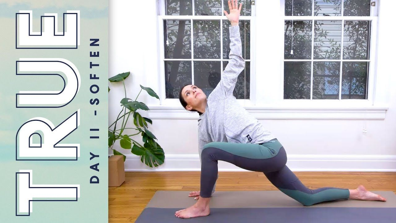 By Photo Congress || Youtube Yoga Adriene Beginners