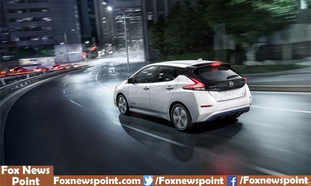 Nissan Leaf 2018 Company Unveils The Propilot Autonomous