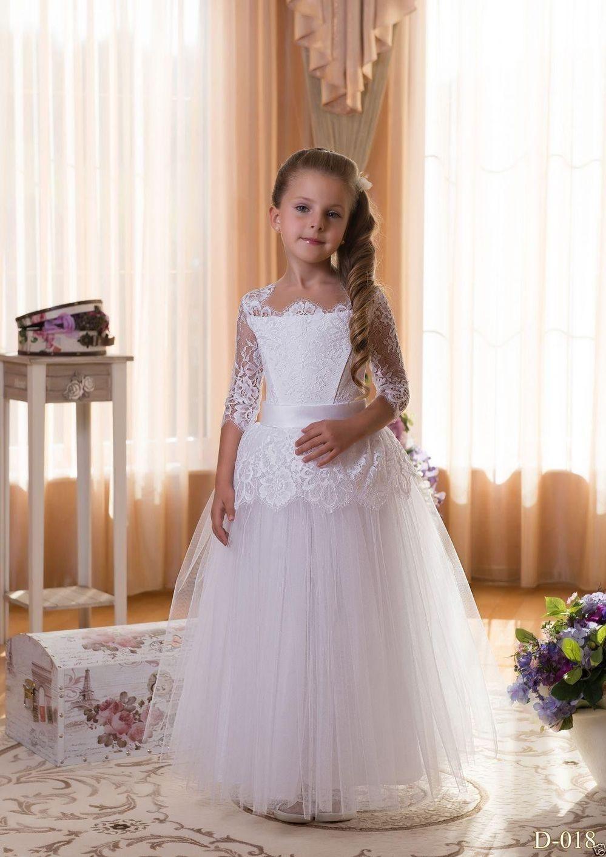 Aliexpress buy fashionable white lace half sleeve flower