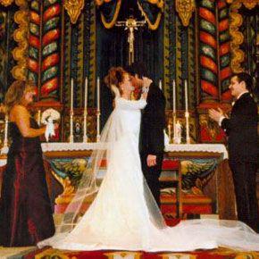 Peter Facinelli And Jennie Garth Wedding Photos Celebrity Bride Hollywood Wedding Bride Guide