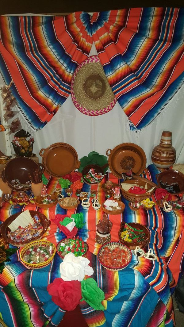 Mexican candy table for Sale in Phoenix, AZ   cinco de ...