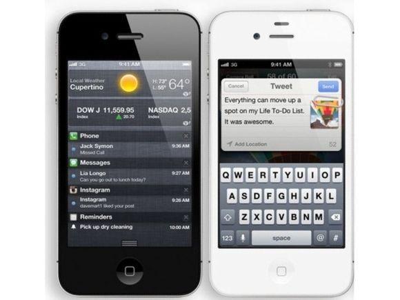 Apple iPhone 4 8GB (VERIZON) Smartphone Black or White