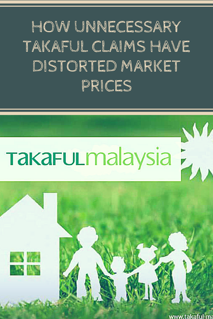 How Unnecessary Takaful Claims Have Distorted Market Prices Takaful Insurance Claim Fraud Finances Information Market Price Marketing Learning Centers