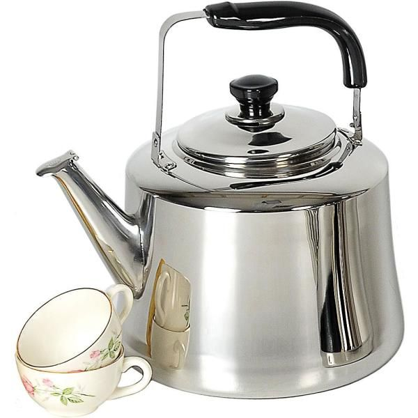 Our Generously Sized Tea Kettles Feature A Distinctive Two Tone