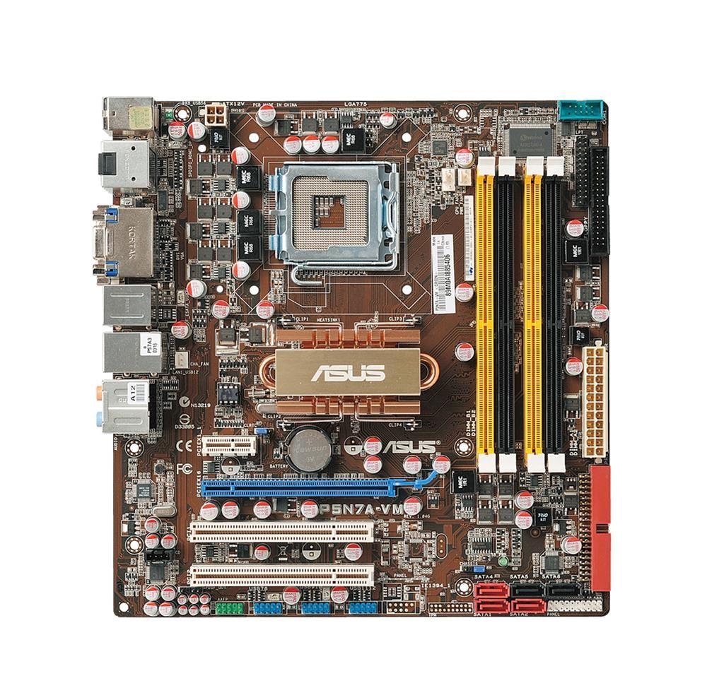 Asus P5N7A-VM Driver for Mac