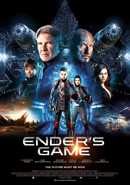 Ender S Game 2013 Movie Review Bioskop Film Bagus Film