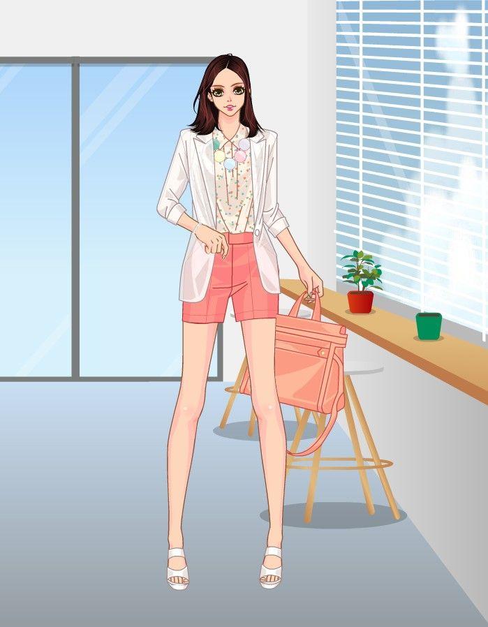 Screenshot By Lightshot Fashion Dress Up Games Fashion Illustration Sketches Dresses Fashion Illustration
