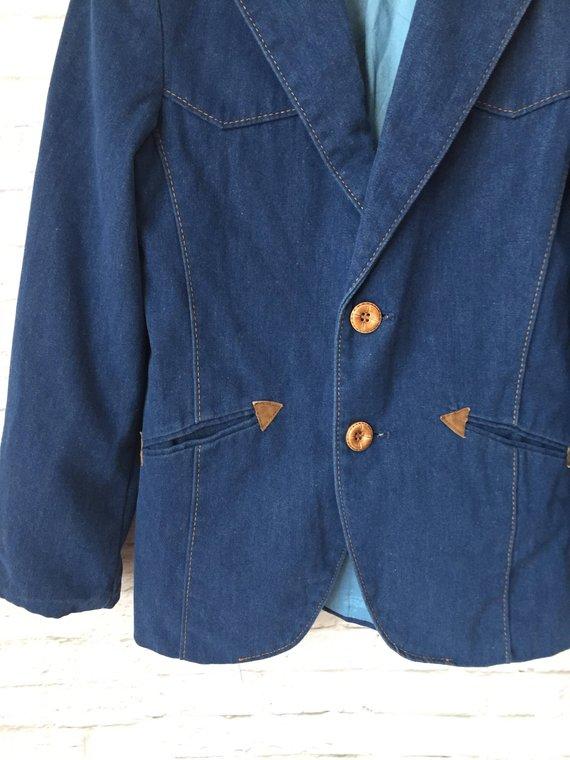 b18aac4bd Western style boys jacket