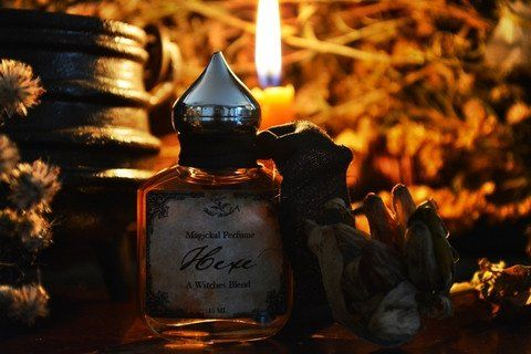 Hexe~A Witches Potion   Magickal Perfumes   Pinterest