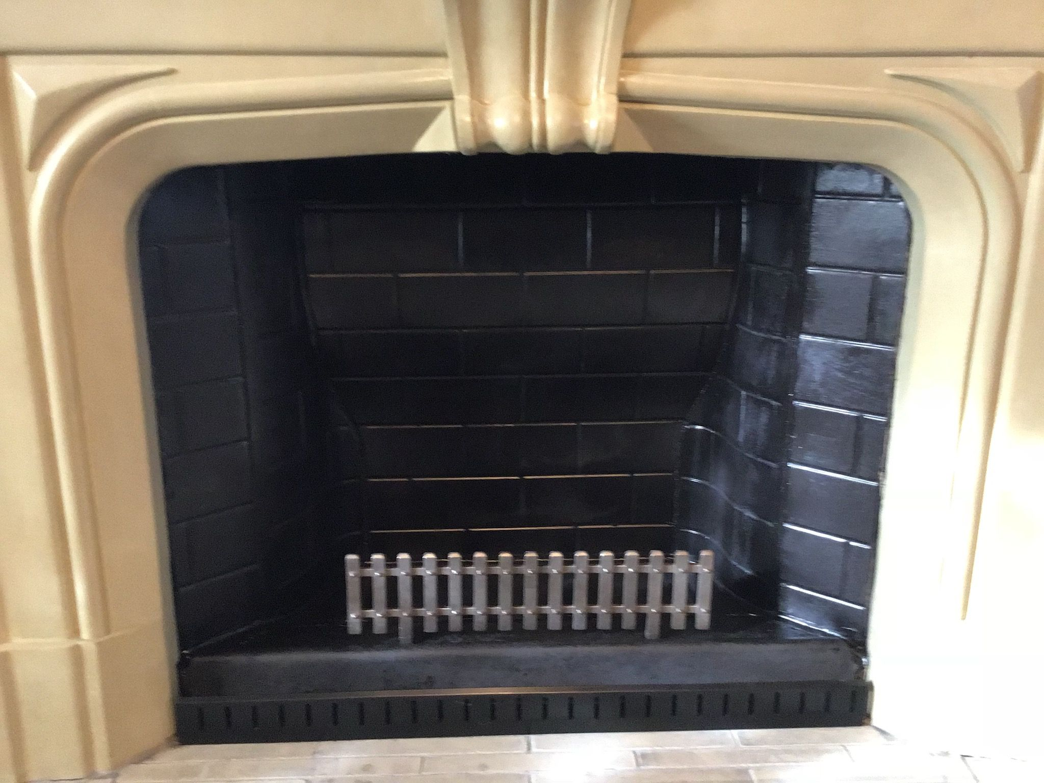 Another Successful Fireplace Restoration Job Completed By Advance