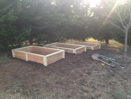 Cedar Fence Board Planter Box  Ana Whiteana