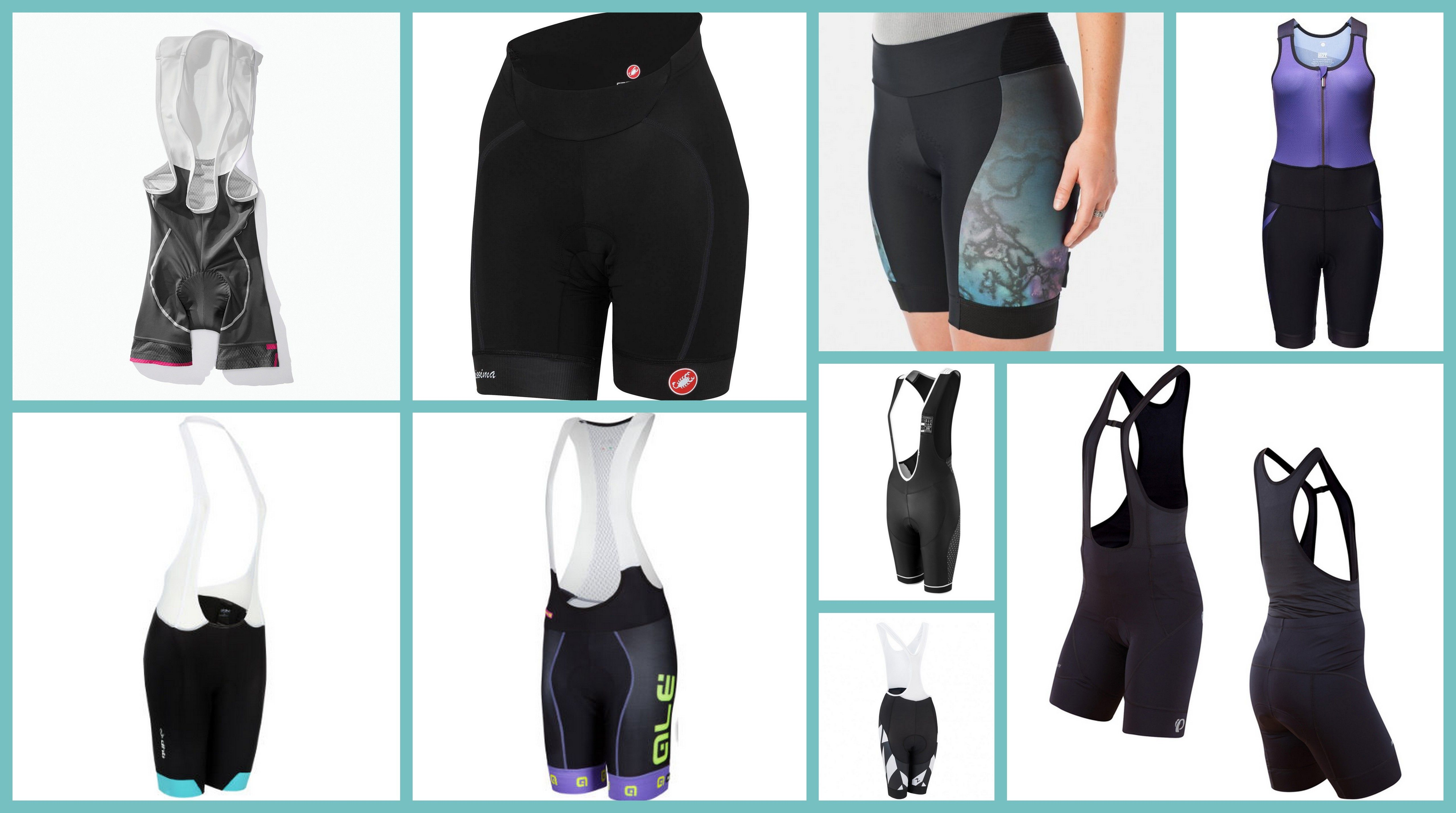 9 Best Pairs Of Padded Cycling Shorts For Women With Images Cycling Shorts Padded Cycling Shorts Cycling Shorts Women